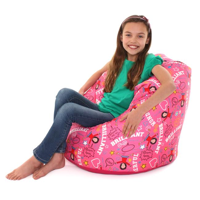 Tracy Beaker Kids Classic Bean Bag