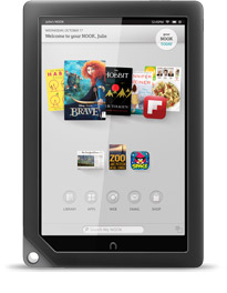 The asterism* Group is giving away a NOOK