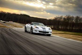 2013 Chevy Corvette 60th Anniverary Sidney Nebraska