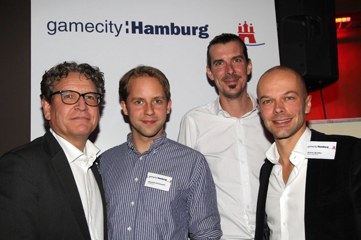 Gamecity Night 2012