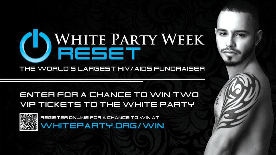 White Party Miami Care Resources HIV/AIDS Fundraiser