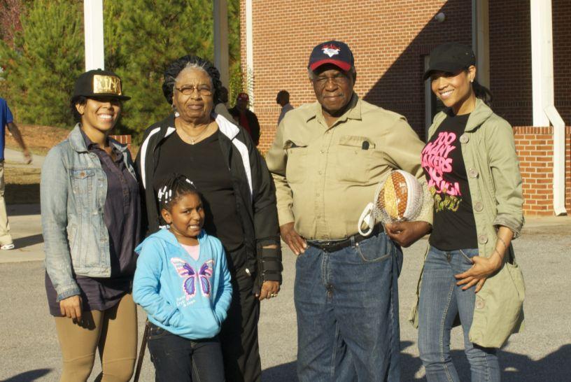 King, MiMi Faust and Atlanta Family