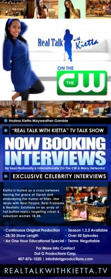 RTWK Booking Promo