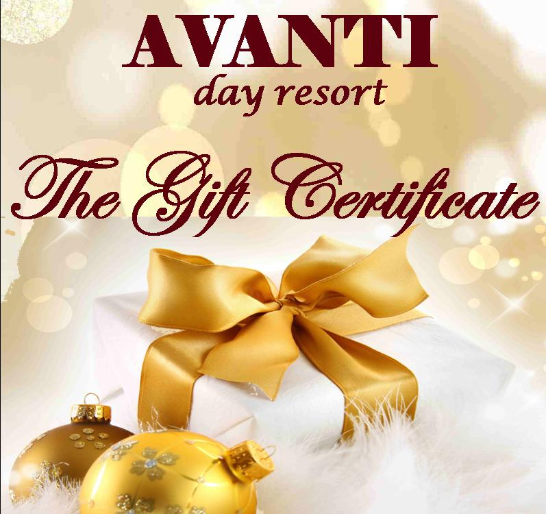 the Gift Certificate