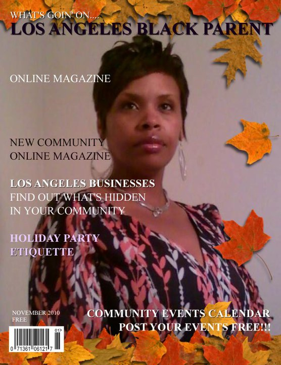 Los Angeles Black Parent Magazine