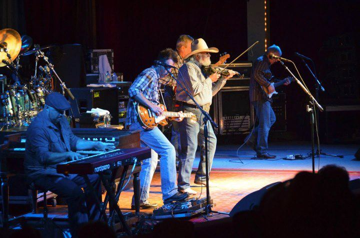 Station Avenue works with The Charlie Daniels Band