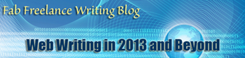 Web Writing in 2013 and Beyond