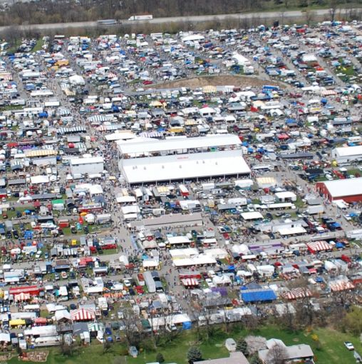 Carlisle Fairgrounds - Home to 11 Events in 2013