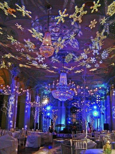 The asterism* Group creates corporate events.