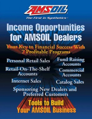 G85 - AMSOIL Income Opportunities Brochure-1