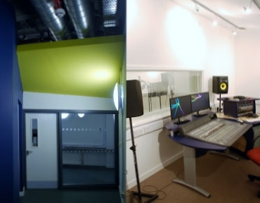 ARPL Architects complete state of the art music recording studio
