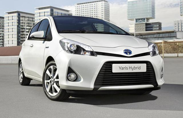 2013 Yaris Coming Soon to Franklin, TN