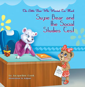 Suzie Bear and the Social Studies Test