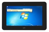 Front view of the CL900 tablet from Motion Computing