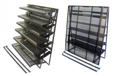 FFR-DSI A-Frame Shelving System