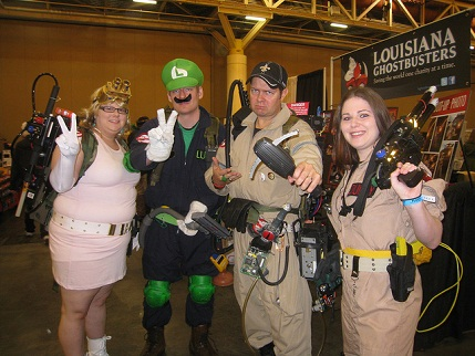 La. Ghostbusters and Friends (credit-Sandra Lachic