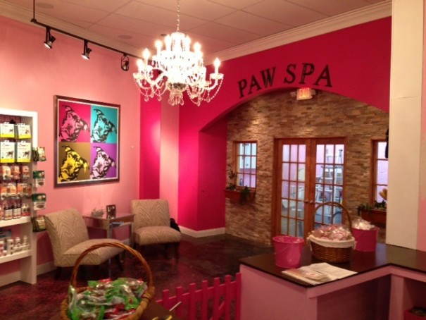 Woof Gang Bakery Paw Spa