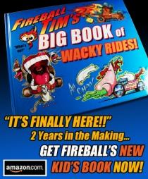 Fireball Tim's Book of Wacky Rides