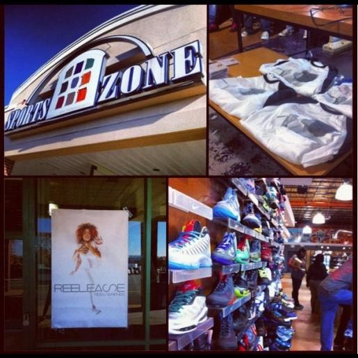 Sports Zone Sponsors Reesa Renee