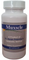 Muxscle is a remedy against muscle weakness associated with advanced age.