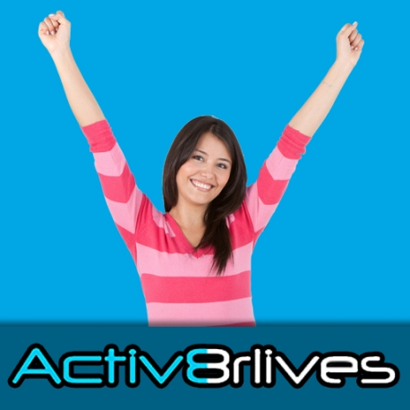 Activ8rlives provides tools to make us habitually active.