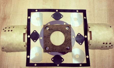 Processed Seals and Gaskets