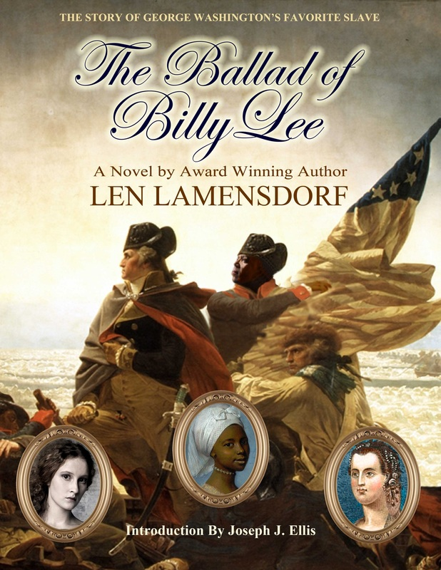 Front Cover Revised to Ballad of Billy Lee