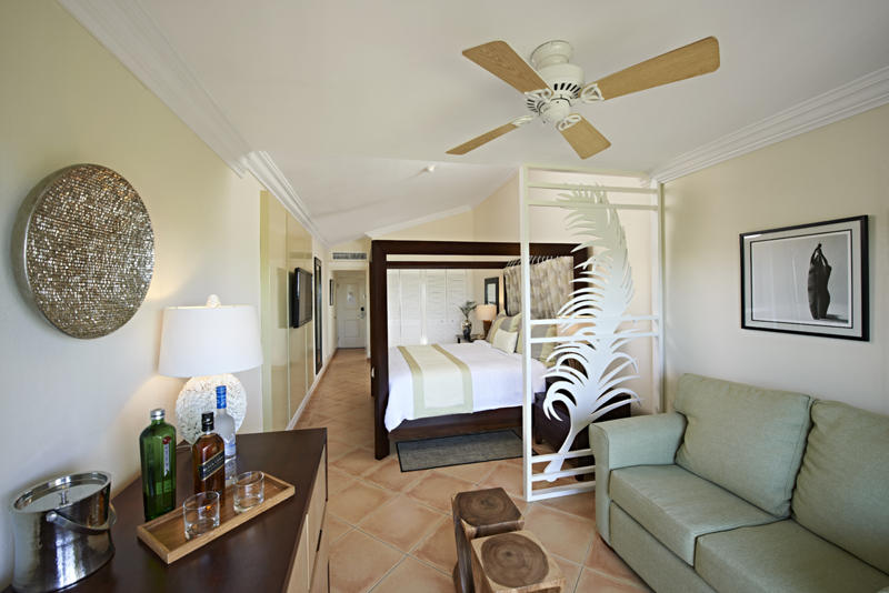 Harmony Junior Suite at Coconut Bay Beach Resort