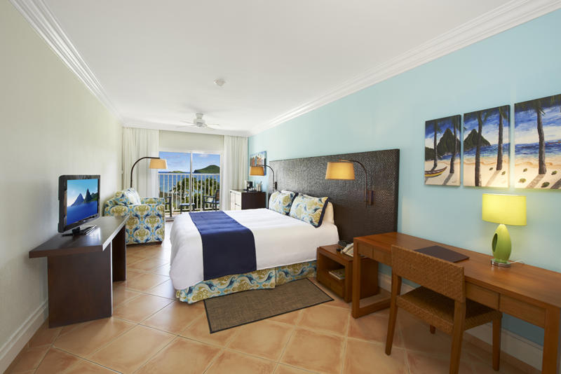 Harmony Premium King Room at Coconut Bay Beach Resort