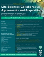 Brochure - Life Sciences Collaborative Agreements