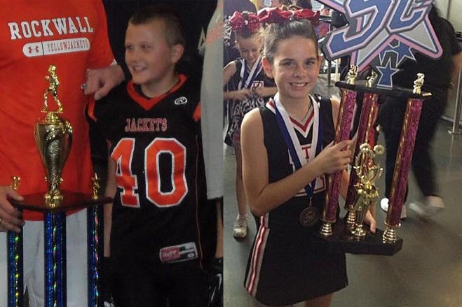 National Champions, Joseph Schaefer & Alexa Deaton