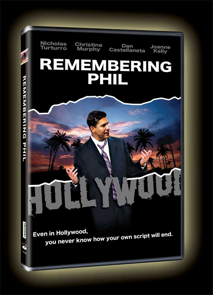 Remembering Phil - now available through Netflix
