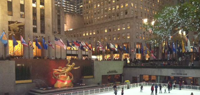 See New York City at Christmastime with a Seek NYC shopping tour.