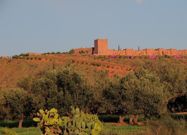 The gorgeous Kasbah Angour