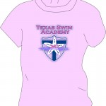Texas Swim Academy Avon Walk T-shirt.
