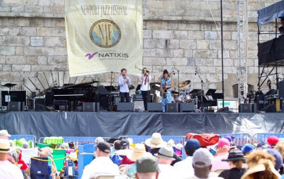 Newport Jazz Festival (Photo Credit: LaNita Adams)