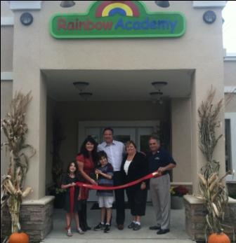 Ribbon Cutting at Rainbow Academy's Newest Center in Westwood, NJ/Credit:L.Vogel
