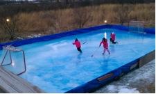 ice rink tarps