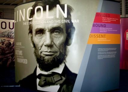 NCC Lincoln Exhibit, copyright 2009 Alusiv, Inc