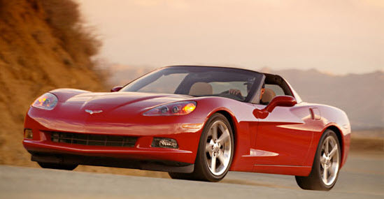 2012 Chevy Corvette Coupe in Sidney Nebraska