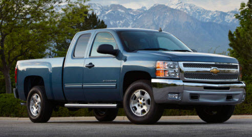 2012 Chevy Silverado in Sidney Nebraska
