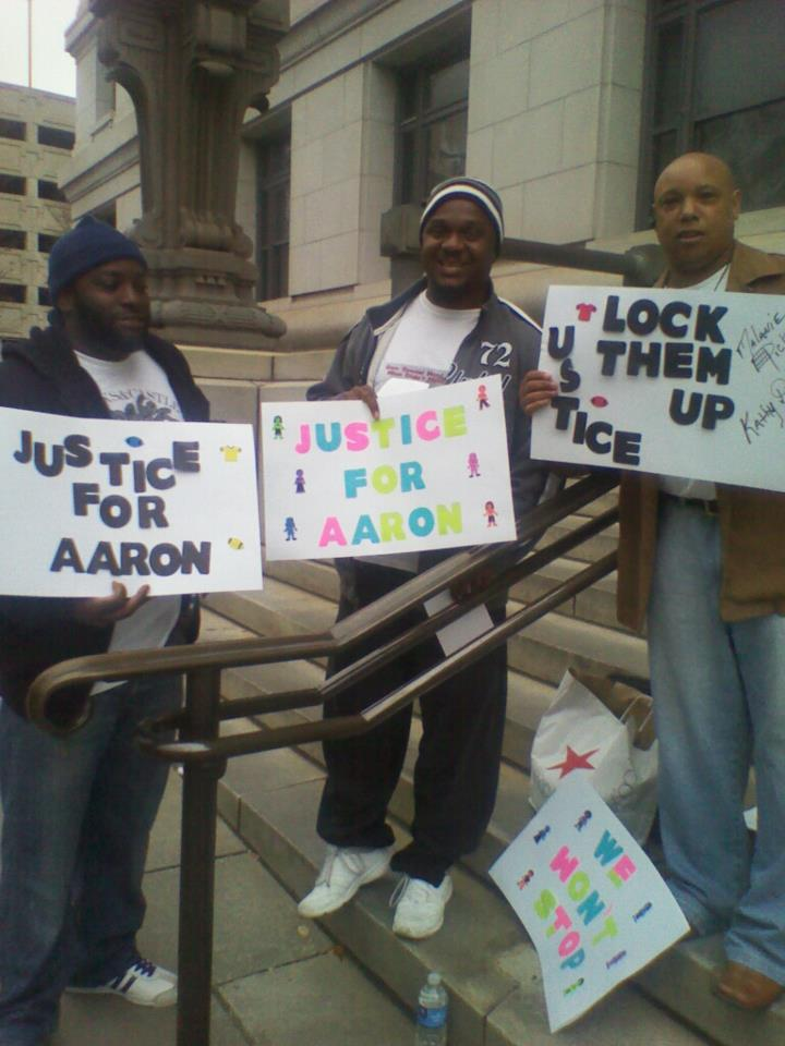 Justice for Aaron