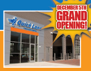 Quick Lane coming soon to Westway Ford!