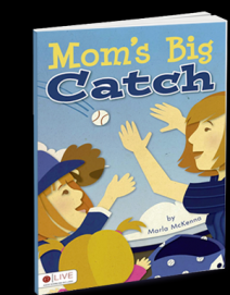 MOM'S BIG CATCH by Marla McKenna