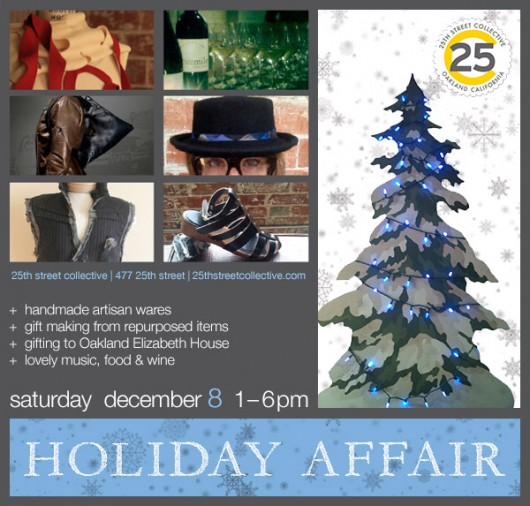 A Holiday Affair Flyer