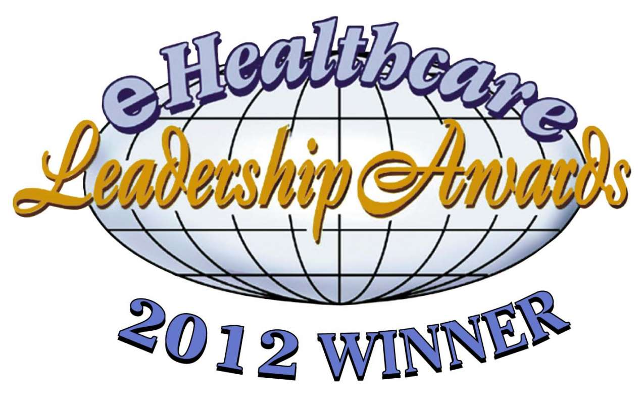 eHealthcare Leadership Award Winner
