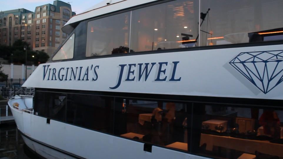 Capital Yacht Charters - Virginia Jewel