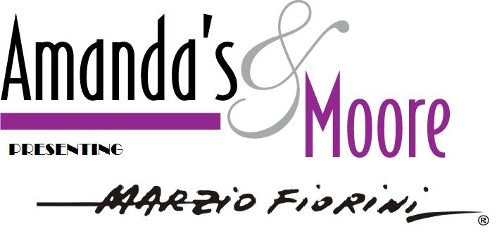 Amanda's & Moore presenting Marzio Fiorini