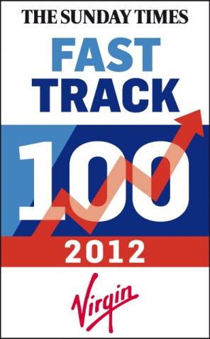 2012 Fast Track 100 logo