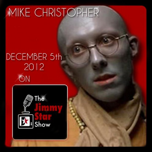Hare Krishna Zombie Mike Christopher from Dawn of the Dead